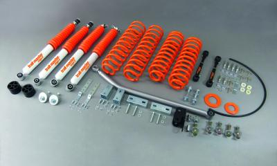 trailmaster suspension kit
