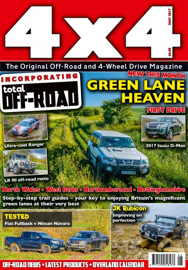a new name for total off road total off road the uk 39 s only pure off road magazine. Black Bedroom Furniture Sets. Home Design Ideas