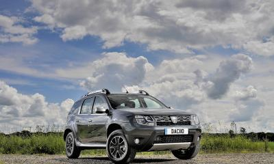 New Dacia Duster 6 LEAD